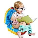 Reise-Töpfchen für Kinder, tragbar, für Reisen, Toilettentraining, Urinal-Autos, tragbares...