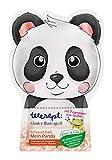 tetesept Kinder Badespaß Schaumbad Mein Panda, 1er Pack (1 x 40 ml)