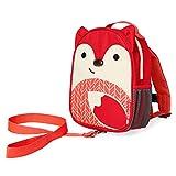 Skip Hop Zoo Rucksack, für Kinder, mit Leine, Sicherheitsleine, mehrfarbig, Fuchs Ferguson