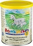 Bambinchen 1 Säuglingsmilchnahrung, von Geburt an, 2er Pack (2 x 400g)