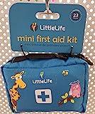 LittleLife handliche Notfall-Apotheke Erste Hilfe Kasten Verbandskasten für unterwegs - Mini First Aid Kit