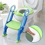 Aerobath Töpfchentrainer Kinder-Töpfchen Toilettensitz Trainer Sitz für Kinder Toiletten Training...