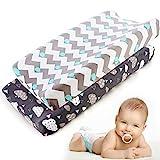 FANZHOU Weiches Wickelkissen für Babygeschenke für Mädchen und Jungen mit maschinenwaschbarem...