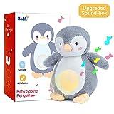 Bable Baby Geschenk, Baby Spielzeug Schlafhilfe Nachtlicht Beruhigende Sound-Maschine &...