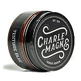 Charlemagne Premium Texture Glue - Mittlerer Halt - Matt Look Pomade - Mattes Haar-Wachs für...