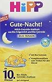 HiPP Gute-Nacht Milch-Getreide-Mahlzeit Bio, 4er Pack (4 x 500 g)