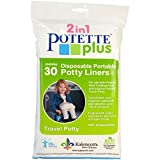 Vital Innovations 2733 Einlegetüten für Potette Plus, weiß