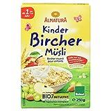 Alnatura Bio Kinder Bircher Müsli, 250 g