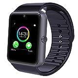 Yamay Bluetooth Smartwatch Uhr Intelligente Armbanduhr Fitness Tracker Armband Sport Uhr mit...