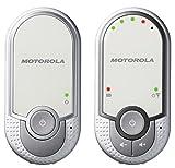 Motorola MBP 11 | Digitales DECT-Babyphone | Audio Überwachung | 300 Meter Reichweite
