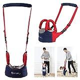 Xrten Baby Sicherheit Walking Assistant Gürtel,Lauflernhilfe mit Verstellbarem Gurt für Baby 8-18...