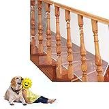 S.D. Maket Balkon Treppen Sicherheitsnetz für Kinder Treppennetz für Kinder Tier Spielzeug...