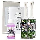 Kalkentferner und Urinsteinentferner extra stark für Bad, Dusche, Toilette und Waschbecken - ohne...
