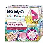 Tetesept Kinder Badespaß - Badezusatz Badeüberraschung Kleine Badenixe, 3er Pack (3 x 140 g)