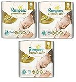 PAMPERS PREMIUM CARE NEW BORN NEWBORN 1 (2-5kg) bis 528 Wählbar WINDELN (PAMPERS P&C 3 x 88 Stück)