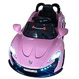 Roadster mit 2x Motoren mp3 LED Elektro Kinderauto Kinder Auto Elektroauto Elektrofahrzeug (Schwarz...