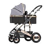 Anna Baby-Spaziergänger-Reise-System Baby-Spaziergänger Hohe Landschaft kann sitzen kann liegen...