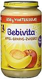 Bebivita Frucht und Getreide Apfel-Banane-Zwieback, 250 g