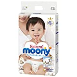 Japanische windeln Moony Natural M (6-11 kg) // Japanese diapers Moony Natural M (6-11 kg) // Японские подгузники Moony Natural M (6-11 kg)