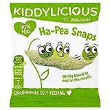 Kiddylicious Ha-Pea Einschnappt 15G (Packung mit 2)