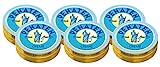 Penaten Creme Beruhigende Wundschutzcreme für empfindliche Babyhaut im Windelbereich, mit Penaten Dreiphasenschutz, 6er Pack (6 x 150 ml)