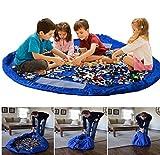Kinder Aufräumsack Spieldecke Spielzeug Speicher Tasche Aufbewahrung Beutel Spielzeugaufbewahrung...