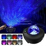 【Update 】Sternenhimmel LED Projektor Sternenhimmel Lampe mit Fernbedienung Starry Stern...