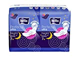 Bella Perfecta Ultra Damenbinden Night Extra Soft, 7er Pack (7 x 14 Stück)