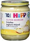 HiPP Früchte-Joghurt-Müesli, 6er Pack (6 x 160 g)