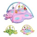 Infantastic Spieldecke Spielbogen Spielzeug Erlebnisdecke Baby-Krabbeldecke Spielmatte Spielteppich Kinder- und Babymöbel | 95x80cm