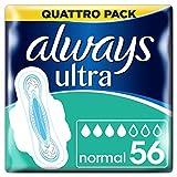Always Ultra Normal Plus Damen-Binden mit Flügeln