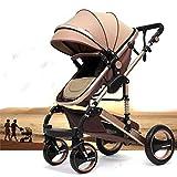 """Kinderwagen """"California"""", 3 in 1 Kombikinderwagen Megaset 8 teilig inkl. Babyschale, Babywanne, Sportwagen und Zubehör, zertifiziert nach der Sicherheitsnorm EN1888"""