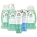 Amazon-Marke: Mama Bear Baby Pflege Set: Bad, Shampoo, Wundschutzcreme, Öl, Gesichts- und...