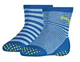 Puma Kinder Baby Abs 2P Socken, Blue Green Combo, 19-22