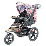 ST930 Jogger Kinderwagen mit großen 16' Luftbereifung Räder GIRA
