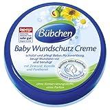 Bübchen Blaue Line Baby Wundschutz Creme, 2er Pack (2 x 150 ml)