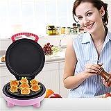 XY-QXZB Automatic Cartoon Cake Machine Home Multifunktions Waffeln Einweg-Brot Maker Backen Frühstücks-Maschine