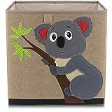 Kinder Aufbewahrungsbox von Lifeney - praktische Aufbewahrungsbox für jedes Kinderzimmer - Kinder...