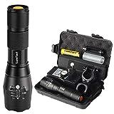 Lumitact G700 LED Taktische Taschenlampe, Super Helle 1000 Lumen CREE LED taschenlampen,...