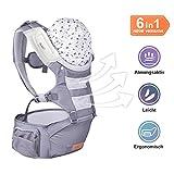 【VerbesserteVersion】Bable ergonomische Babytrage von 3,6 bis 15 Kg, spezielle...