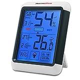 ThermoPro TP55 digitales Thermo-Hygrometer Raumluftüberwachtung Temperatur und Luftfeuchtigkeitmessgerät