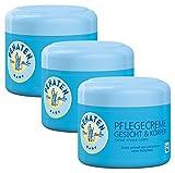 Penaten Pflegecreme Gesicht & Körper 100ml / Feuchtigkeitsspendende Creme für die tägliche Pflege...