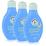 Penaten Baby intensiv Pflegemilch mit Olivenblattextrakt 400ml (3er Pack)