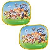 Paw Patrol (Set von 2Falten, der Shades Auto Fenster Sonnenschutz für Kinder Schutz