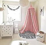 Betthimmel für Kinder/Babys, Baumwolle, UltraGood Moskitonetz zum Aufhängen, Vorhang, Spiel- und...