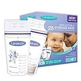Lansinoh Milch Aufbewahrungstaschen - 25 Pack