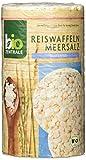 biozentrale Reiswaffeln Meersalz, 100 g