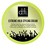 D:FI Extreme Hold Styling Cream, 1er Pack (1 x 150 ml)