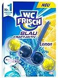 WC Frisch Blauspüler Lemon, 10er Pack (10 x 50 g)