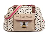 Pink Lining Wickeltasche The Bees Knees (ex. Blooming Gorgeous) Dalmatian Fever